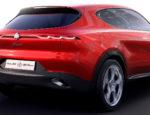 Alfa Romeo Tonale - Posteriore