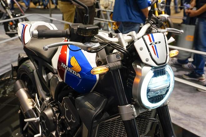 Honda CB 1000R Plus Limited Edition