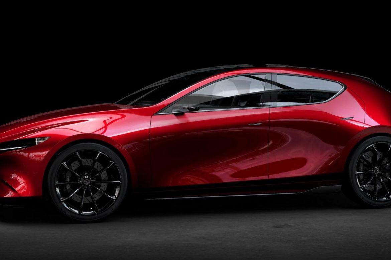 Nuova Mazda