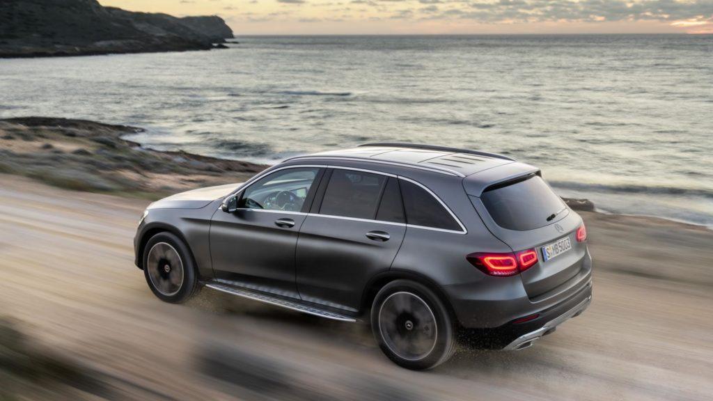 Mercedes GLC - Esterno