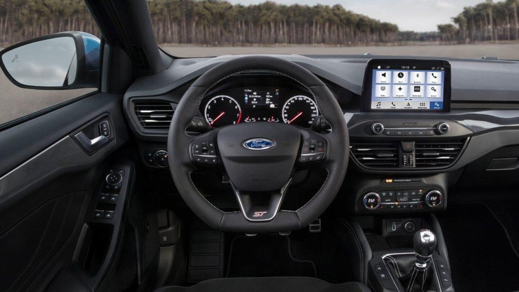 Ford Focus ST - Volante