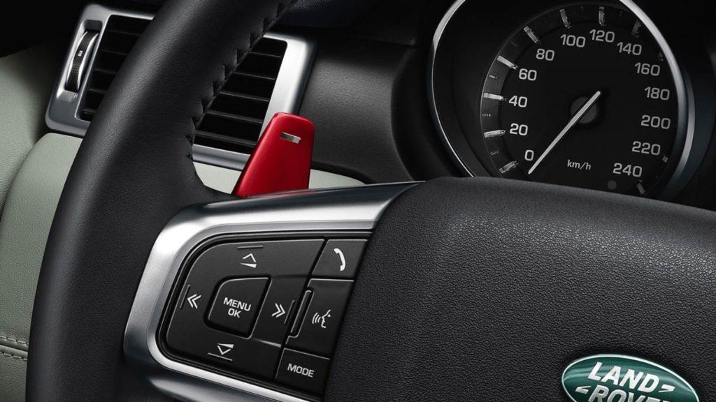 Land Rover Discovery Sport - Dettaglio Interni