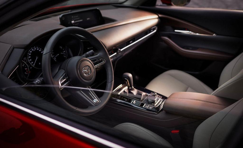 Mazda CX-30 - Dettaglio Interni