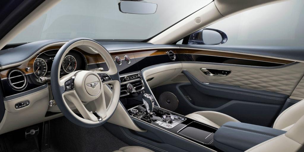 Bentley Flying Spur - Dettaglio Lato guidatore