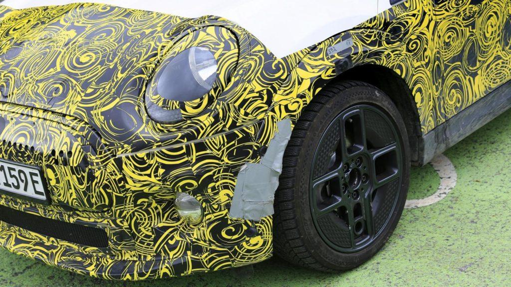 Mini Cooper S E - Dettaglio Cerchi