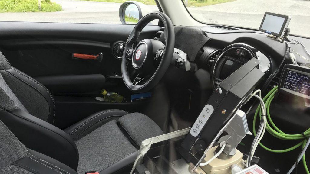 Mini Cooper S E - Interni