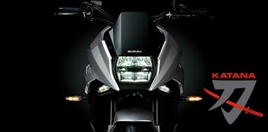 Suzuki Katana - Frontale