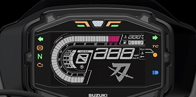 Suzuki Katana - Tecnologia
