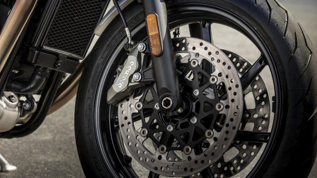 Triumph Speed Twin - Dettaglio