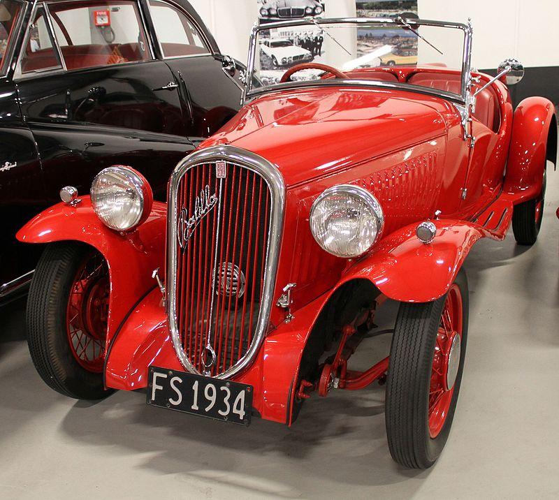 Fiat 508 Balilla - La 508 SpiderFiat 508 Balilla - La 508 Spider