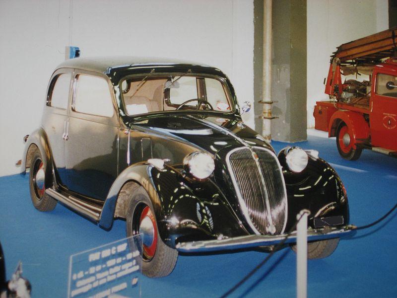 Fiat 508 Balilla - La 508C