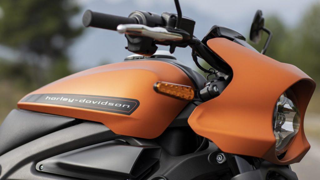 Harley Davidson LiveWire - Dettaglio