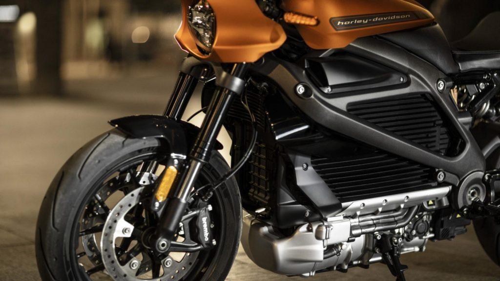 Harley Davidson LiveWire - Dettaglio Motore