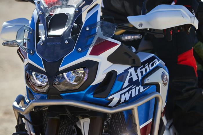 Honda Africa Twin - Dettaglio