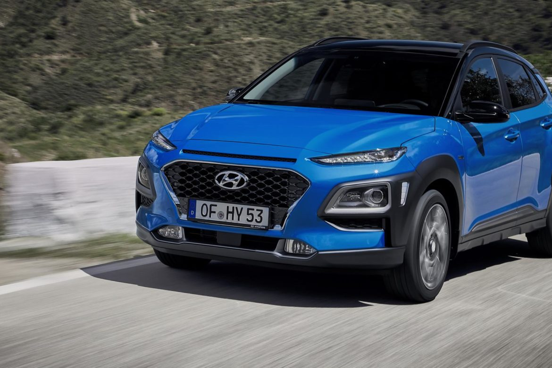 Hyundai Kona Hybrid