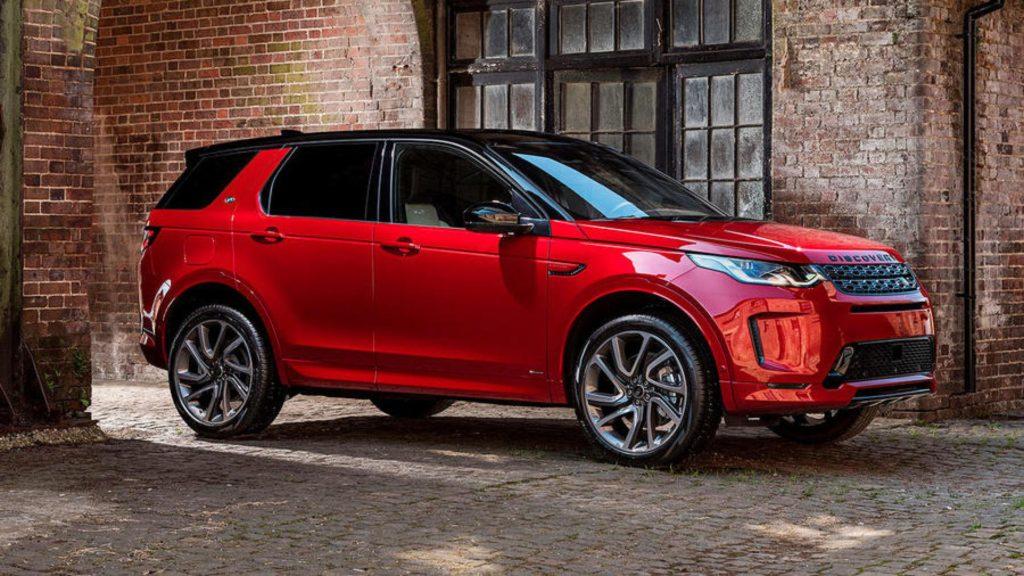 Land Rover Discovery Sport - Fianco