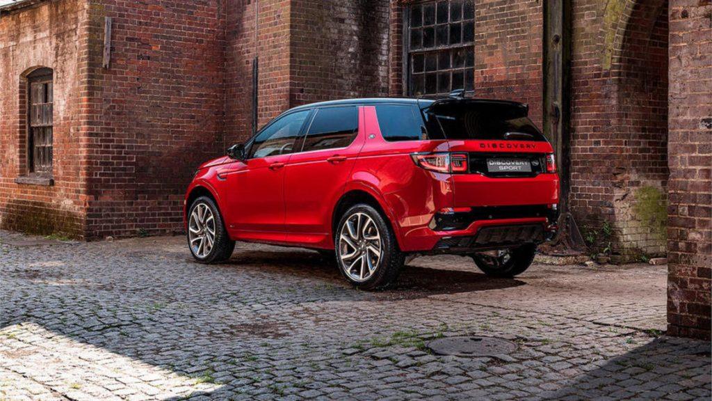Land Rover Discovery Sport - Retro