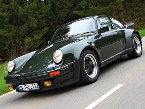 Porsche 911 - Porsche 911 Turbo
