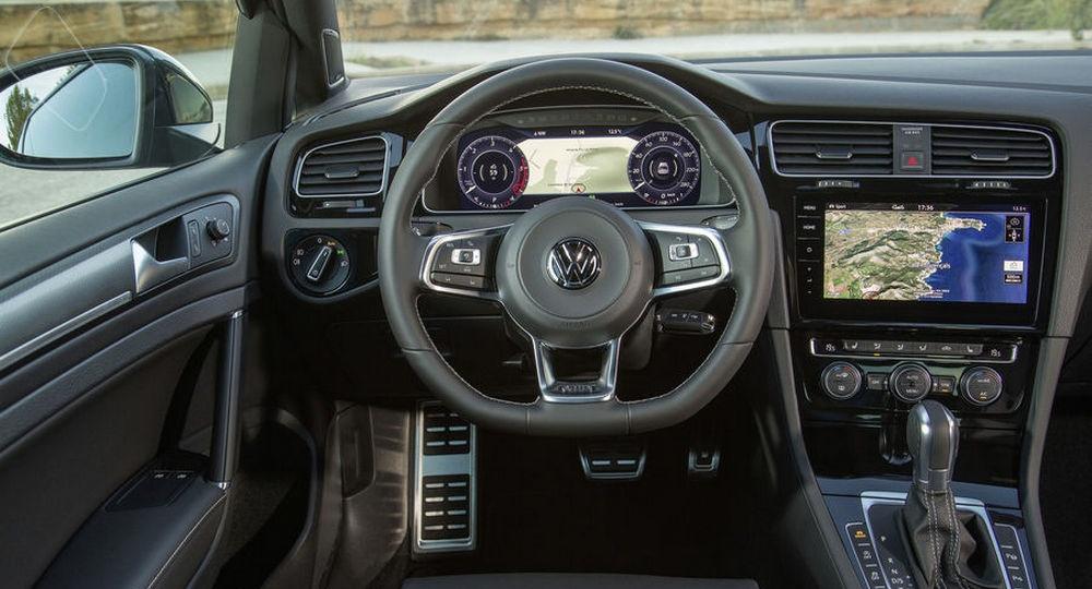 Volkswagen Golf GTD - Comandi
