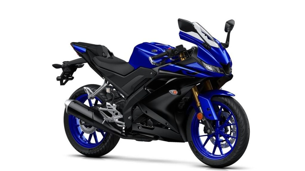 Yamaha YZF-R125 - Frontale