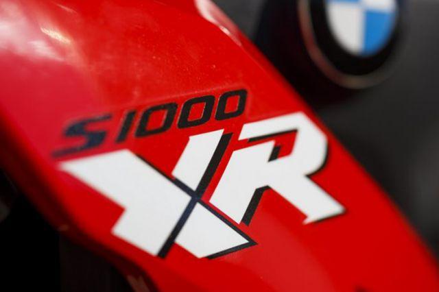 BMW S 1000 XR - Dettaglio