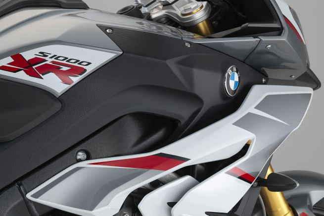 BMW S 1000 XR - Dettalgio Sella