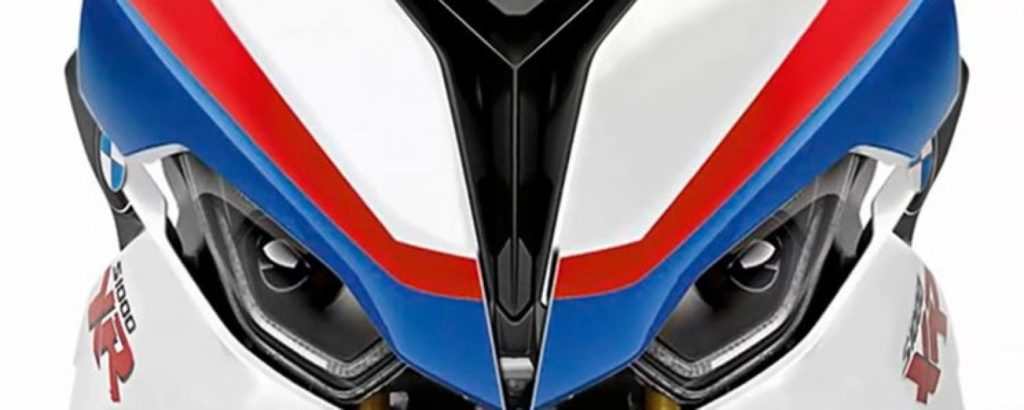 BMW S 1000 XR - Frontale