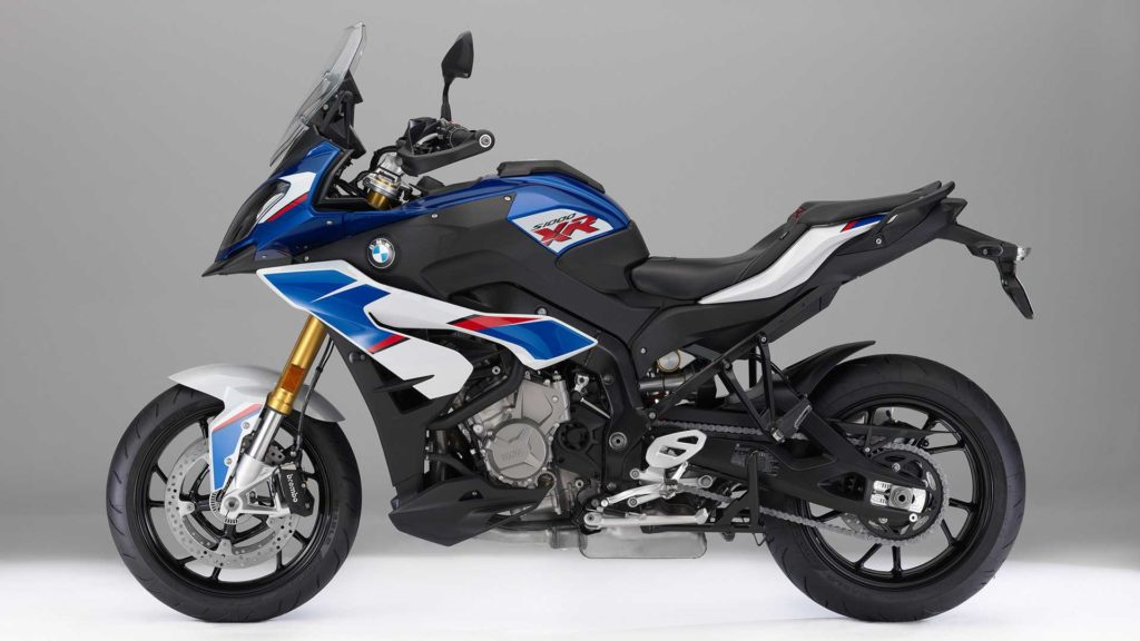 BMW S 1000 XR - Laterale