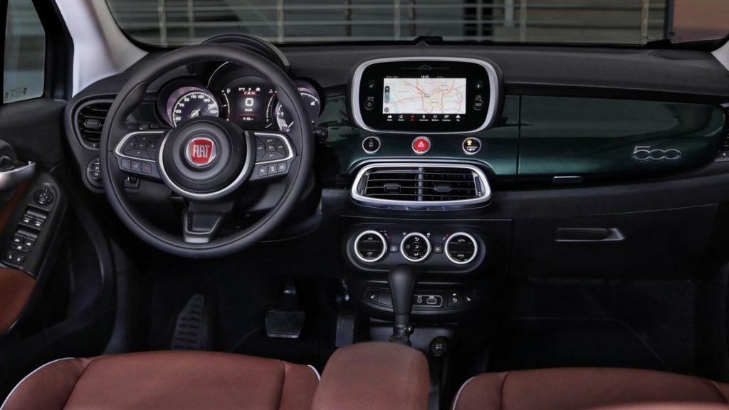 Fiat 500x - Interni