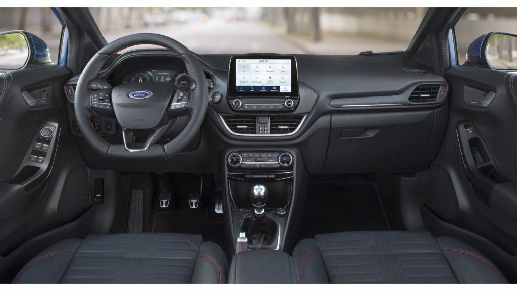 Ford Puma - Interni