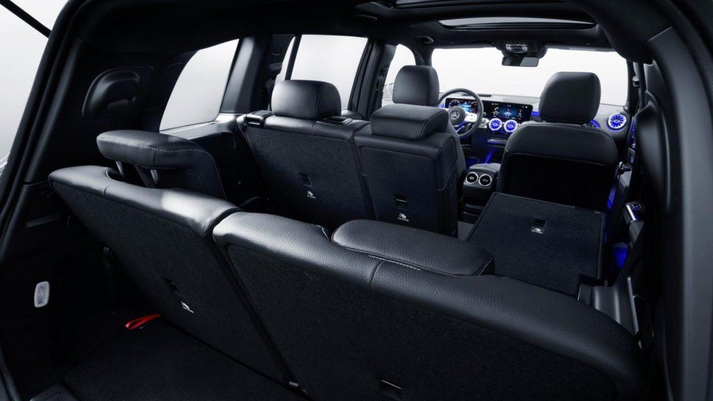 Mercedes GLB - Sette posti