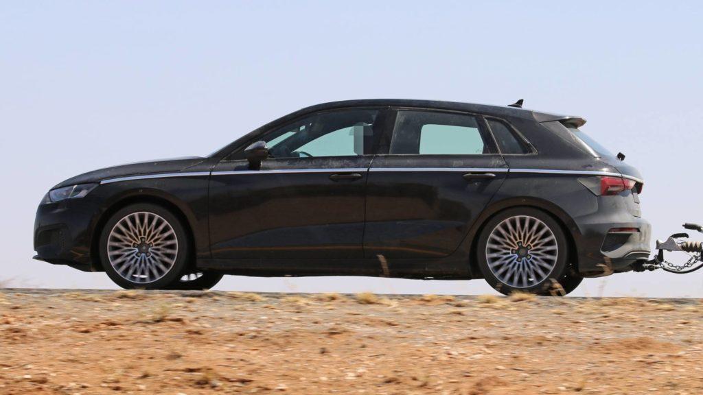 Audi A3 - Dettaglio