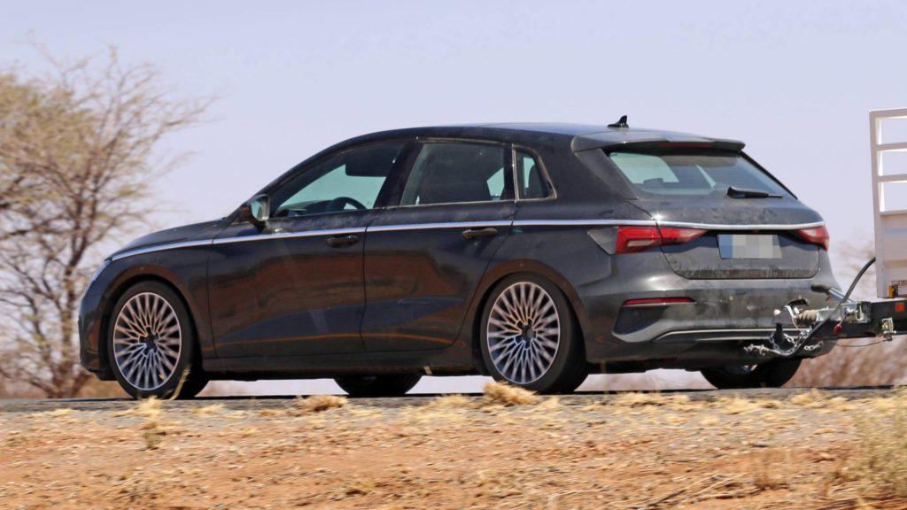 Audi A3 - Posteriore