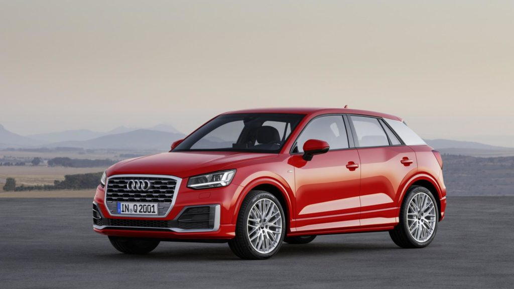 Audi Q2 - Laterale
