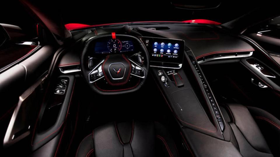 Chevrolet Corvette - Interni