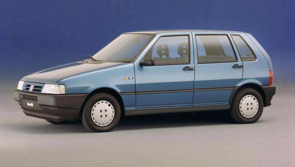 Fiat Uno - La seconda generazione