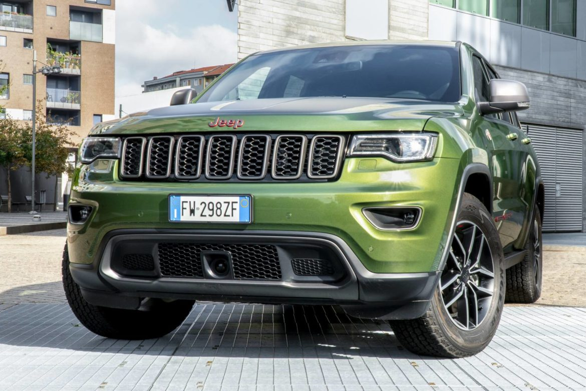 Jeep Grand Cherokee Traulhawk