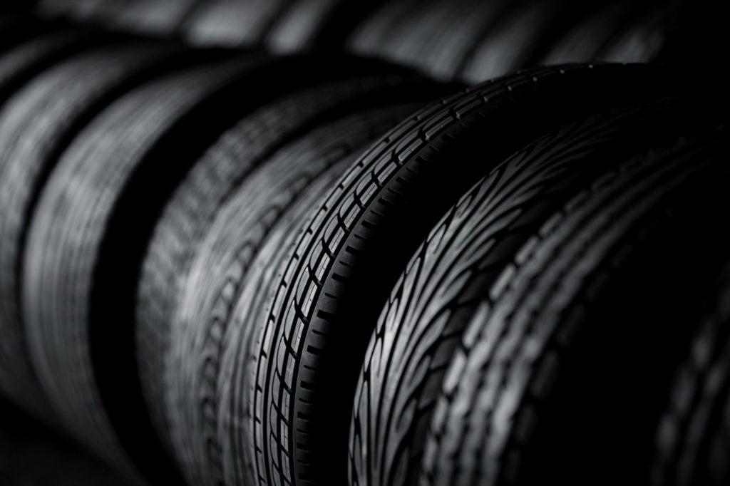 La pressione degli pneumatici