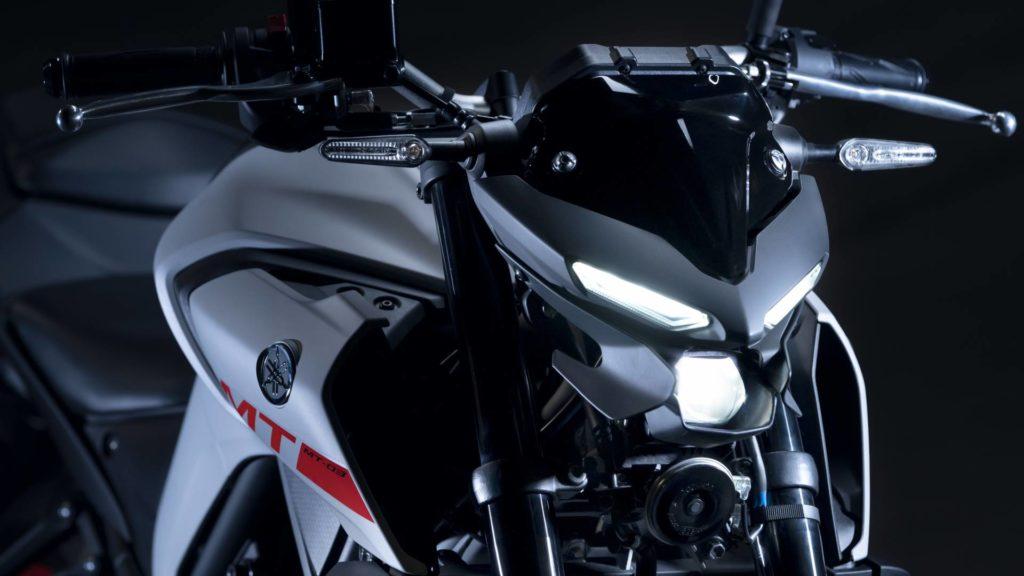 Yamaha MT-03 - Dettaglio
