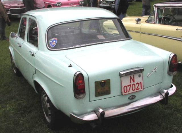 Alfa Romeo Giulietta - Posteriore