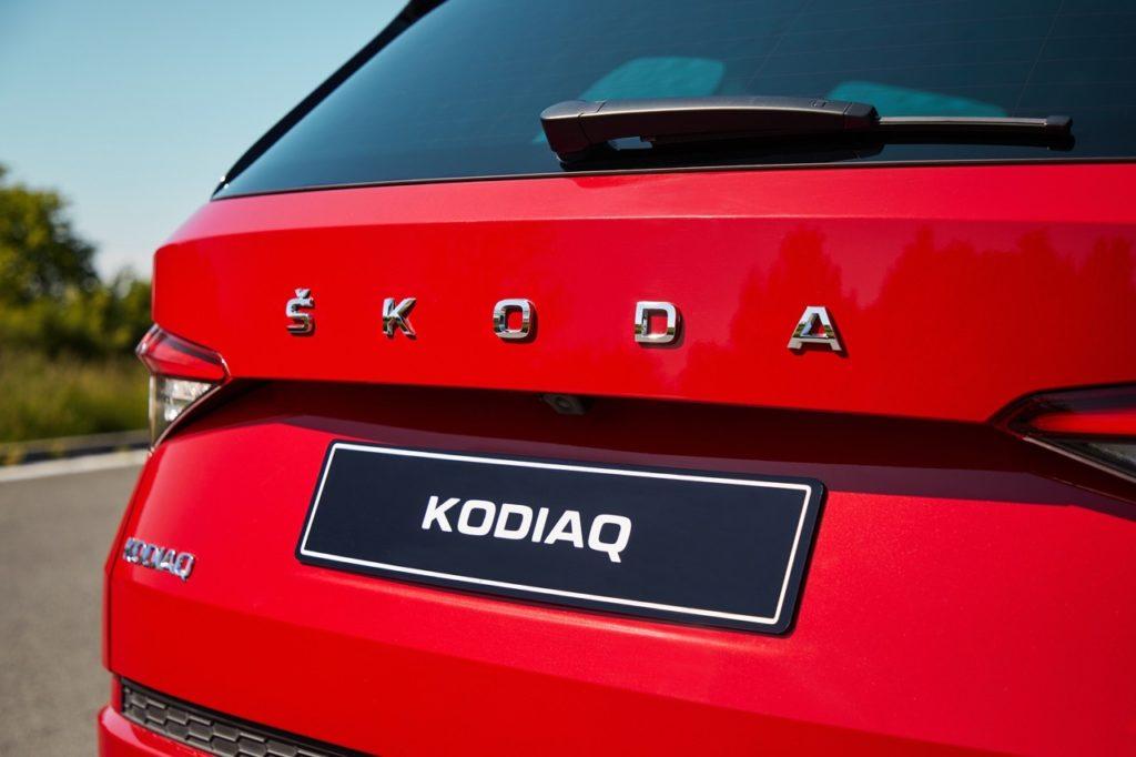 Skoda Kodiaq - Dettaglio Posteriore