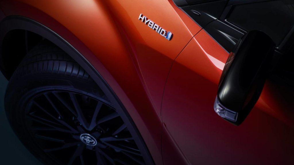 Toyota C-HR - Dettaglio