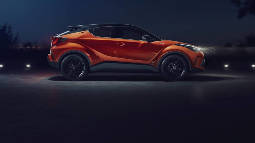 Toyota C-HR - Laterale
