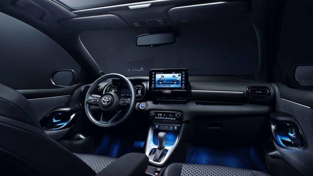 Toyota Yaris 2020 - Interni