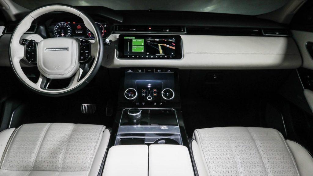 Range Rover Velar - Interni