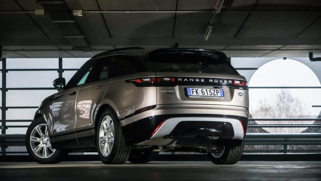 Range Rover Velar - Posteriore
