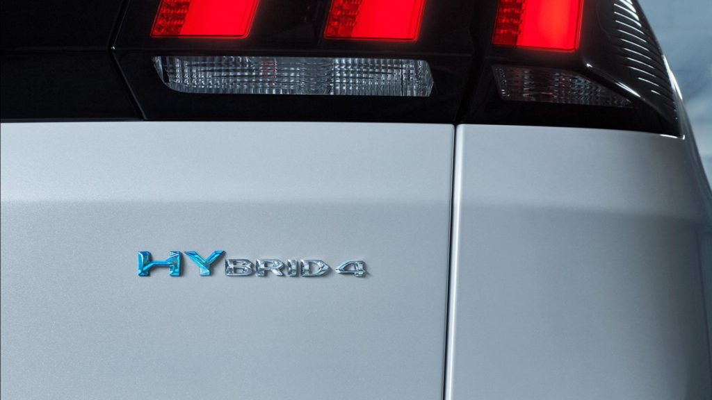 Peugeot 3008 - Ibrida