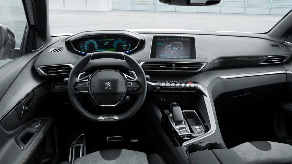 Peugeot 3008 - Interni