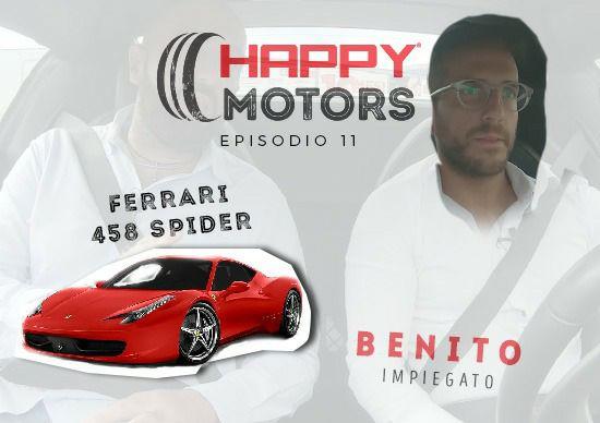 #testatu - Ferrari 485