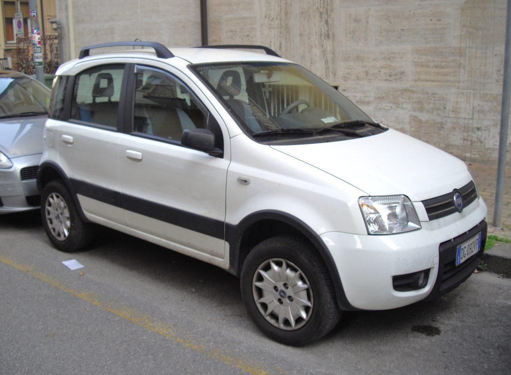 Fiat Panda - 4x4